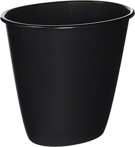 STERILITE 10119012 15 gallon Black Wastebasket