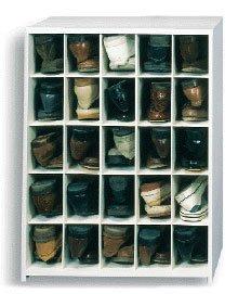 Shoe Cubby Unit With Doors