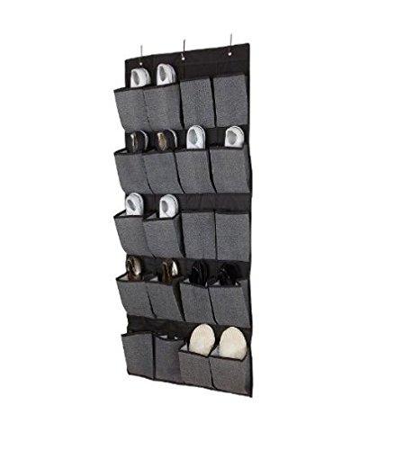 Simplify 20-pocket Shoe Organizer 22w X 535h