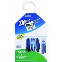 Space Bag WBR-5700 Vacuum Seal Clear Hanging Storage Bag