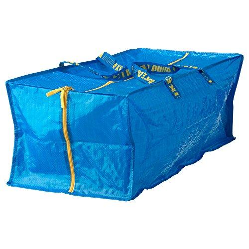 Ikea Frakta Storage BagExtra Large - Blue 2 PACK