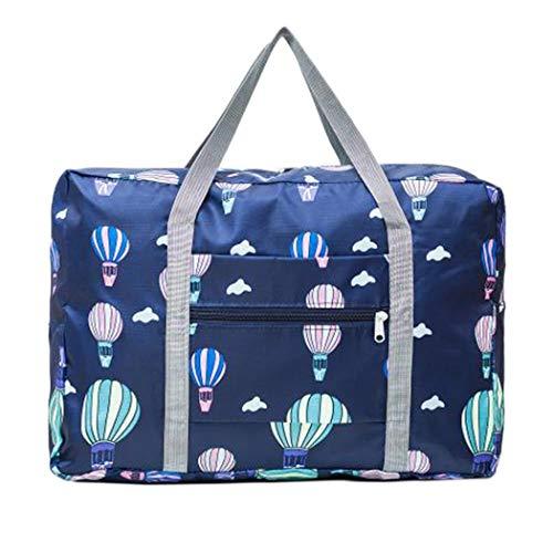 Miseku Home Fashion Travel Large Capacity Square Folding Portable Storage Bag Space Saver Bags