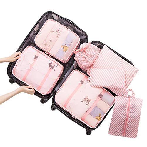 edited Durable Portable Print Zipper Closure Storage Bag Travel Storage Bag Space Saver Bags