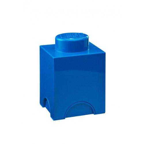 Lego 1 cone Blue Storage box