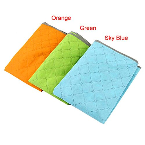 Blanket Storage Containers - Underbed Blanket Storage Bags - Storage Box Portable Organizer Non Woven Clothing Pouch Holder Blanket Pillow Underbed Storage Bag Box Blue