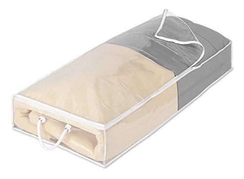 Whitmor Zippered Underbed Bag Jumbo