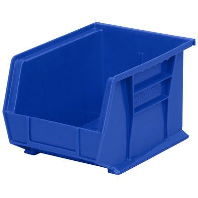 10-34L x 8-14W x 7H OD Blue Storage Bin 1 Bin