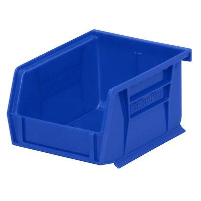 5-38L x 4-18W x 3H OD Blue Storage Bin 22 Bins