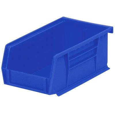7-38L x 4-18W x 3H OD Blue Storage Bin 1 Bin
