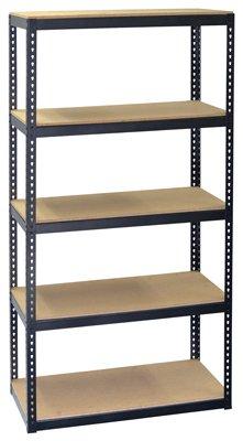 Jaken Co SCB0750D 5 Shelf Storage Unit 15 x 30 x 60
