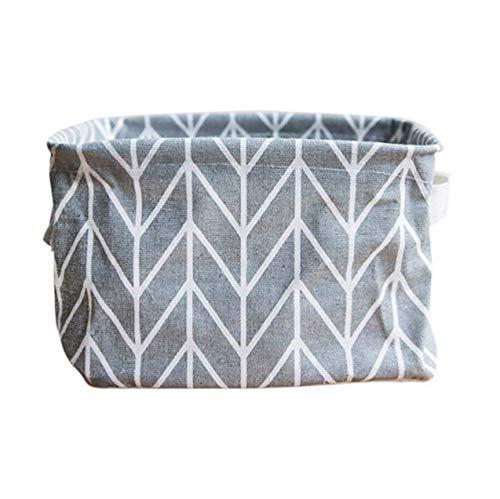 IEason Storage Bins Foldable Colors Storage Bin Closet Toy Box Container Organizer Fabric Basket