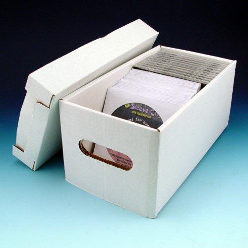 Diskeeper Ultimate CD Storage Box