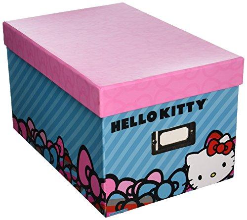 Hello Kitty Photo Storage Box