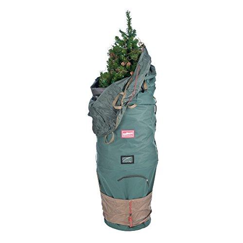 TreeKeeper TK-10101 Adjustable Upright Tree Storage Bag Fits Most 75 To 9-Foot Trees