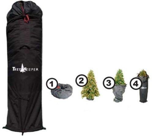 TreeKeeper Artificial Tree Storage Bags on Wheels 10106