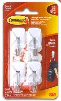 Command Wire Hooks 16-Hook