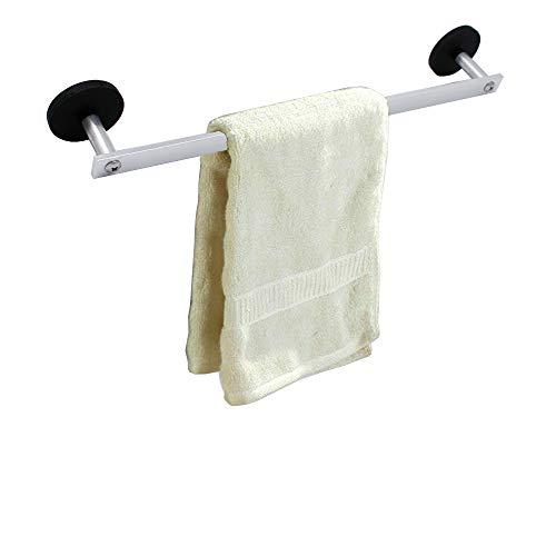 YYST Magnetic Towel Bar Towel Holder Towel Rack Towel Hook Hangerfor Refrigerator Kitchen Sink -No Towel