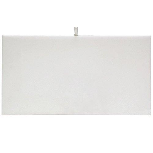 White Velvet Tray Liner