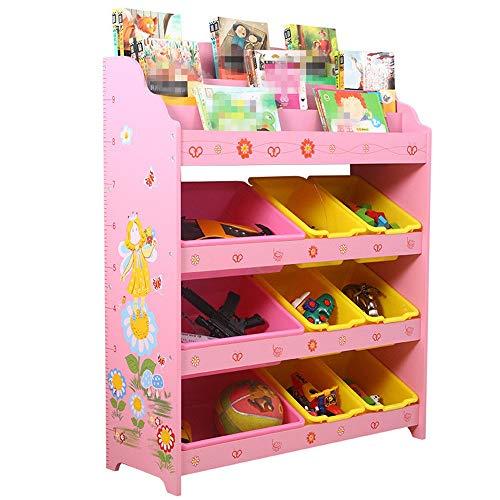 Multipurpose Childrens Toy Storage Box Durable Kids Toy Storage Organizer Bins - for Organizing Toy Storage Baby Toys Kids Toys Dog Toys Baby Clothing Children Books