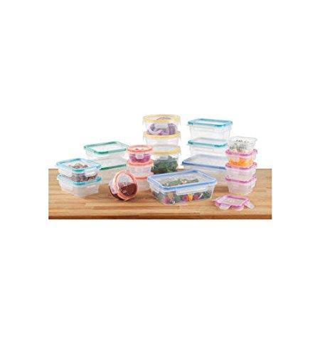 Snapware Total Solution Plastic Food Keeper Set 38pc