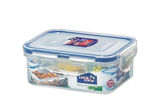 LOCK LOCK Airtight Rectangular Food Storage Container 11 oz  350ml  03QT