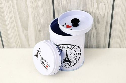 Tea Food Storage Tins Canister