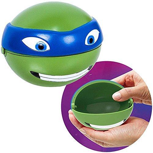 Teenage Mutant Ninja Turtle Snack Sphere Food Holder - Leonardo Blue