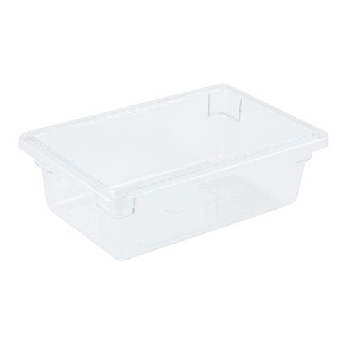 Cambro Camwear 12186CW135 Food Box 12 by 18 by 6-Inch Clear