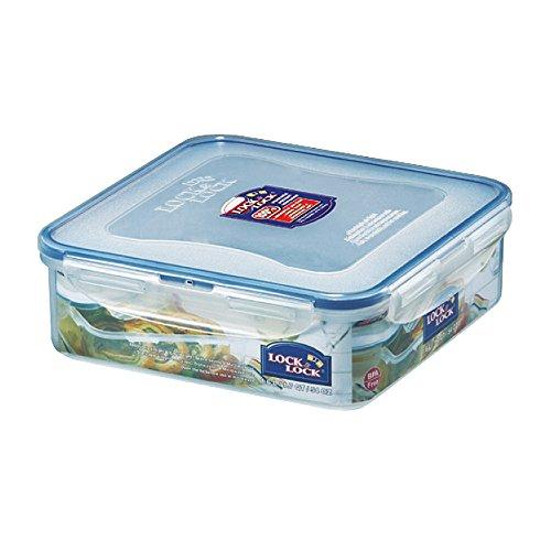 LOCK LOCK Airtight Square Food Storage Container 5410-oz  676-cup