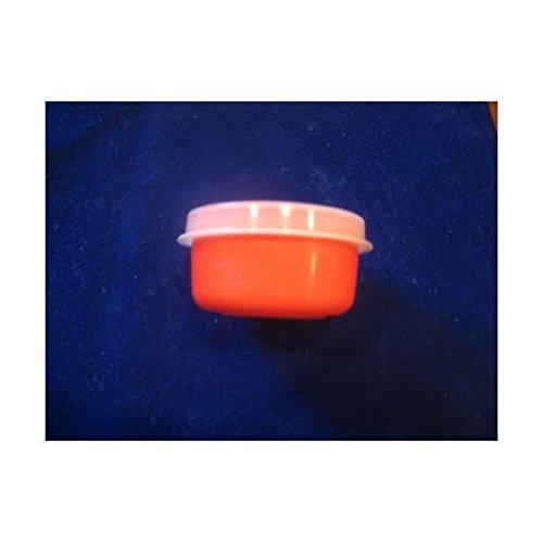 Tupperware Red Smidget Container
