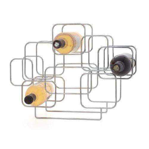 Torre Tagus 910322 Quadrant Wire Wine Rack