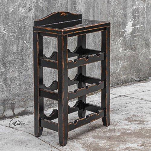 Wine Rack Table the Halton Collection tabletop-wine-racks