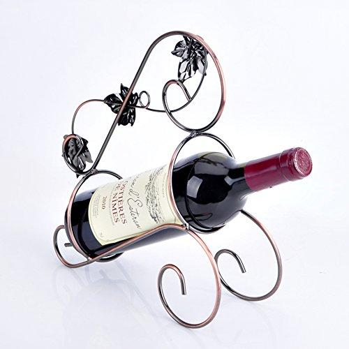 creative iron wine rackEuropean-style wrought iron wine rack wine rack