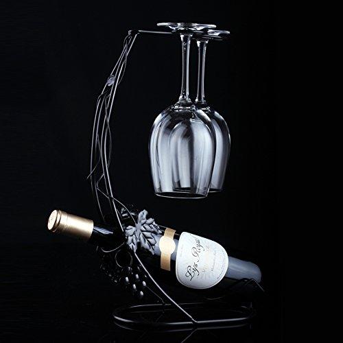 Creative hanging wine glass rack European Cup wine rack Kit-F