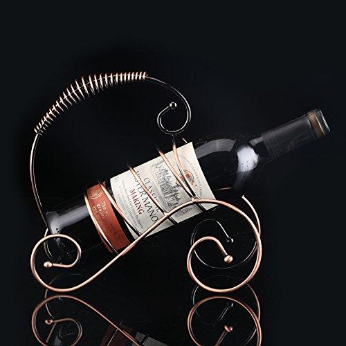 creative wine rack ornamentsDisplay stand bottle rackEuropean home wine rack-B