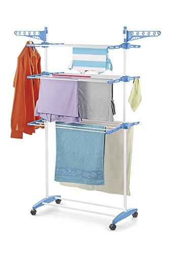 Bonita Maxdry Multi-functional Clothes Drying Stand CD17-WHBL-00