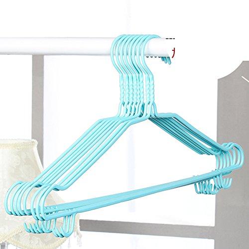 Soaked-plastic HangerBold Clotheshorse Wet Coat Hanger-B