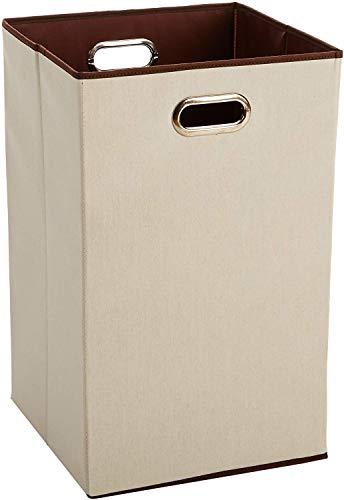 AmazonBasics Foldable Laundry Basket Hamper