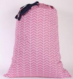 Vortex Pink - Laundry Bag
