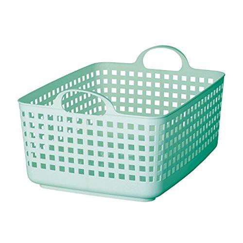 Like-it SCB-7 Portable Laundry Basket Mint Blue