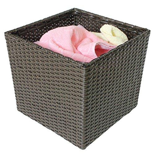 YZL Dirty clothes storage basket rattan woven laundry basketpreparationstorage baskets storage basketshamperlaundry basket