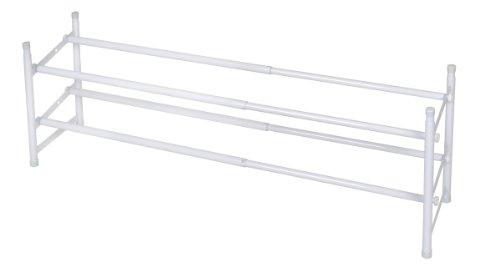 Pro-Mart DAZZ 2-Tier Shoe Rack Steel