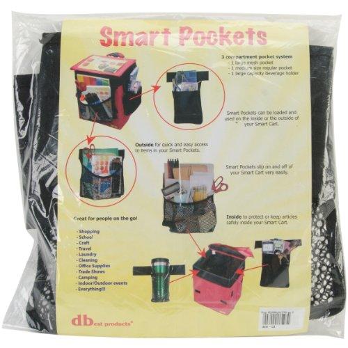 Smart Pockets for Smart Cart  Accessory organizer Arts Crafts HobbiesTeacher