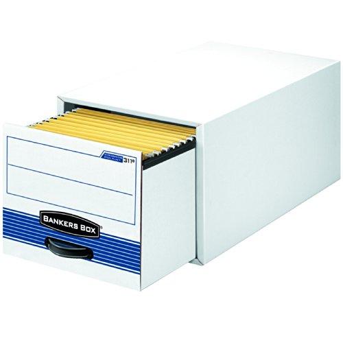 Bankers Box StorDrawer Steel Plus Storage Drawers Legal 6 Pack 00312