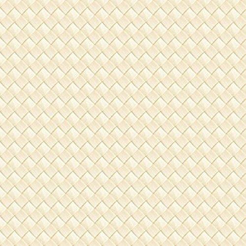 Magic Cover Premium Adhesive Vinyl Contact Shelf Liner and Drawer Liner 18x9 Box Braid Natural