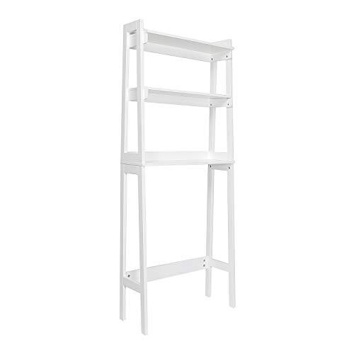 AZ L1 Life Concept  3 Tier Bathroom Shelf Freestanding Organizer Shelves Over The Toilet Space Saver