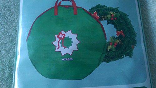 Real Organized Wreath Storage Bag 36 x 9