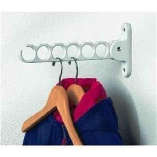 Clothes HangerTieBelt OrganizerWall Mount Rack HolderCloset DressScarf Hook