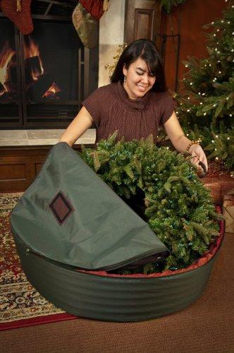 TreeKeeper 72 Foam Lined Wreath Storage Bag