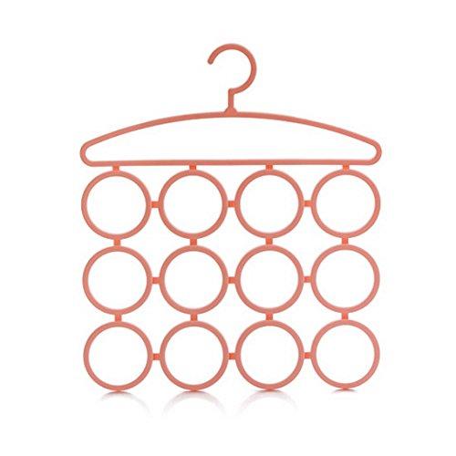 Circle hanger tie scarf belt rack hanging rack storage rack multifunction belt scarf Tie rack scarves scarves scarf hanger rack scarves belts scarves rack belt
